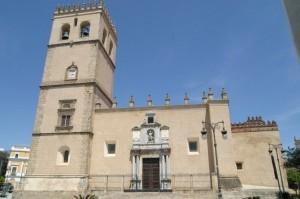 Fachada Catedral Badajoz