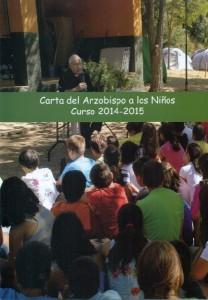 Carta Arzobispo a los niños 2014-2015 (417 x 600)