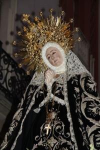Nuestra Señora de la Soledad (Solemnidad en Badajoz)