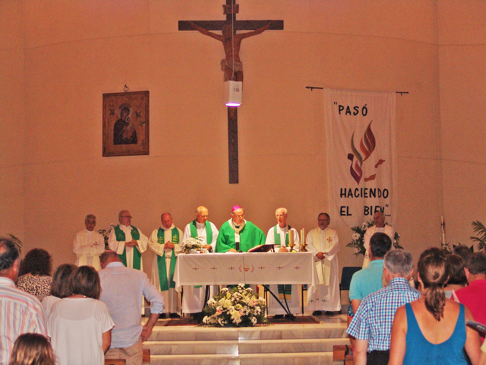 Resultado de imagen de perpetuo socorro badajoz parroquia