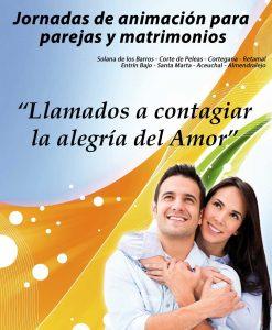 Jornadas de animación para parejas y matrimonios - Equipos de Nuestra Señora - @ Retamal | Extremadura | España
