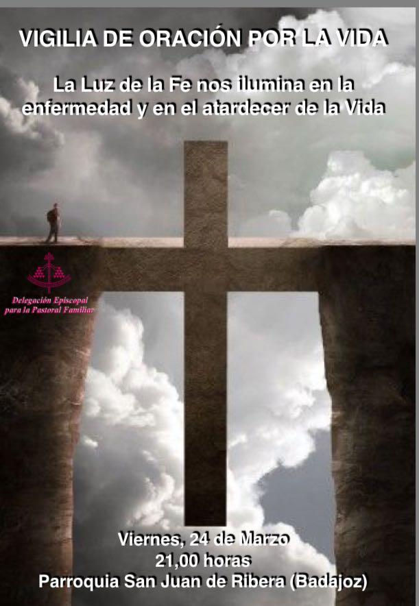Vigilia de oración por la vida