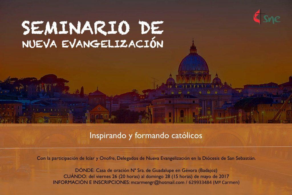 Seminario de Nueva Evangelización