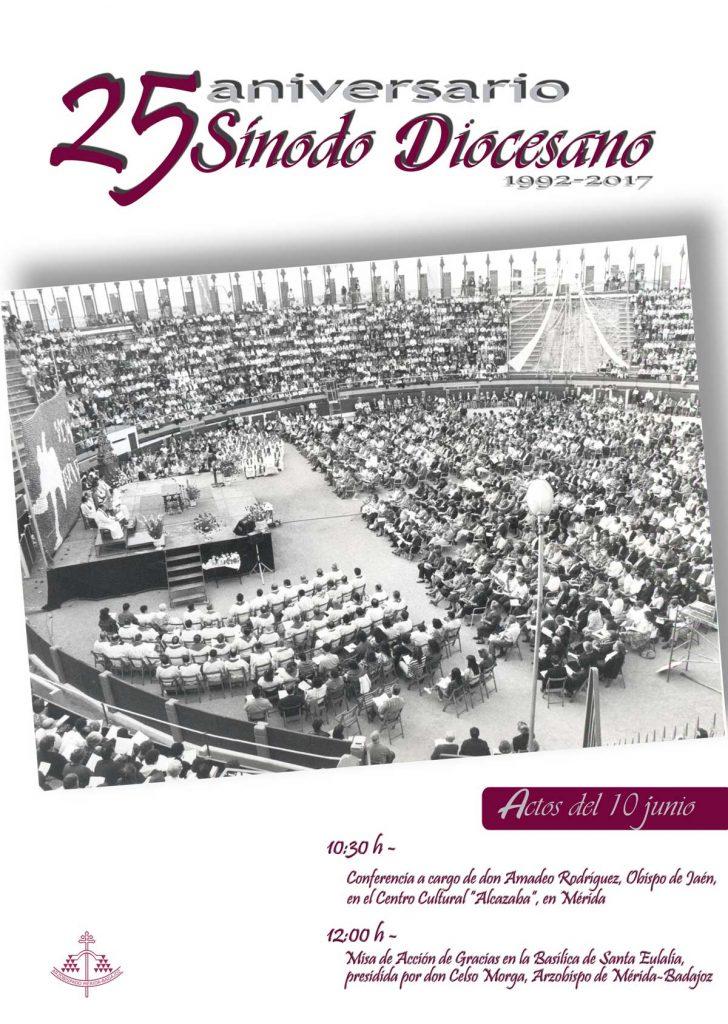 25 aniversario del Sínodo Diocesano