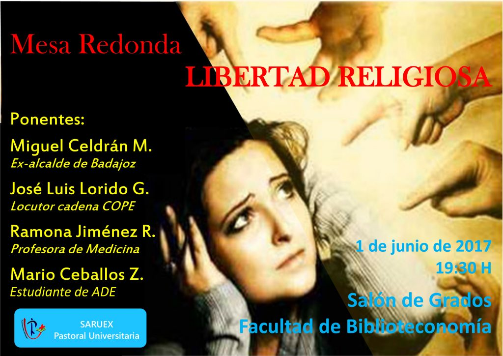 Mesa redonda - Libertad Religiosa -