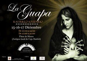 "Rastrillo solidario ""La Guapa"" (Plaza de Maura -Villanueva de la Serena-)"