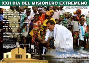 XXII Día del Misionero Extremeño (Malpartida de Cáceres. Ermita de San Isidro -Los Barruecos-)