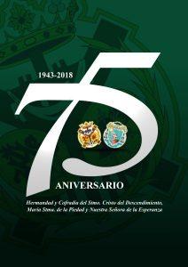 """Conferencia 75 aniversario cofradía del Descendimiento (Sala """"Ámbito cultural"""" El Corte Inglés -Badajoz-)"""