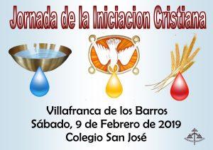 Jornada de Iniciación cristiana (Colegio San José -Villafranca de los Barros-)