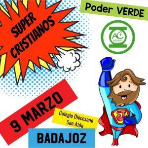 """Encuentro sector niños ACG (Colegio diocesano """"San Atón"""" -Badajoz-)"""