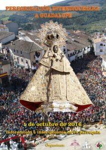 Peregrinación interdiocesana a Guadalupe