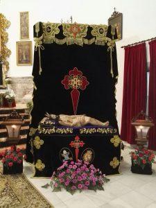 Triduo a Cristo Yacente (Parroquia Santa María la Real (San Agustín) -Badajoz-)