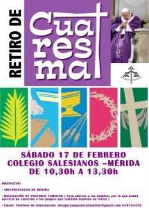 Retiro de Cuaresma (Colegio Salesianos -Mérida-)