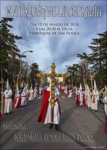 XVI pregón cofradía San Roque (Parroquia San Roque -Badajoz-)
