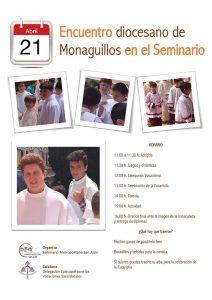 Encuentro diocesano de Monaguillos (Seminario de Badajoz)