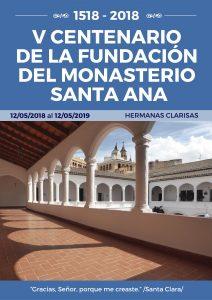 Eucaristía V centenario fundación monasterio Santa Ana (Badajoz)