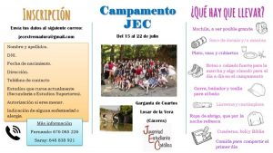 Campamento JEC (Losar de la Vera)