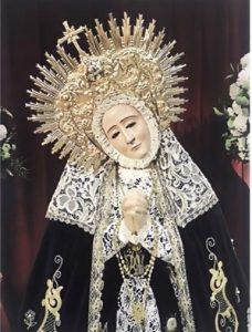 Festividad Virgen de la Soledad (Catedral de Badajoz)
