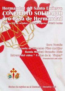 Concierto solidario (Colegio Sopeña -Badajoz-)