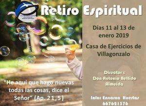 Retiro espiritual (Casa de ejercicios -Villagonzalo-)