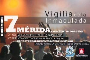 Vigilia de la Inmaculada (Concatedral de Mérida)