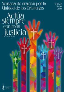 Inicio Semana de oración por la Unidad de los Cristianos (Concatedral de Mérida)