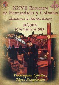 XXVII Encuentro de Hermandades y Cofradías (Mérida)