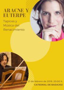 Visita guiada tapices y concierto (Catedral de Badajoz)
