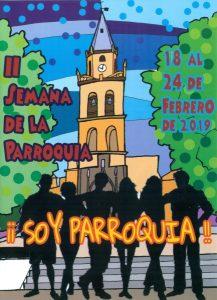 II Semana de la parroquia (Santa María del Valle -Villafranca de los Barros-)