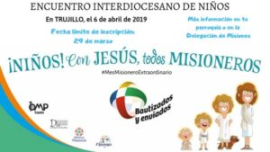 Encuentro interdiocesano misionero de niños (Trujillo)