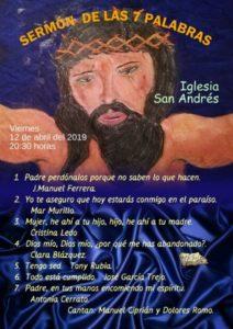 Sermón de las 7 Palabras (Iglesia San Andrés -Badajoz-)