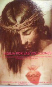 Vigilia por las vocaciones (Parroquia Santa Teresa -Badajoz-)