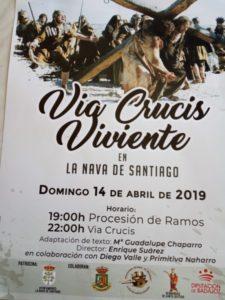 Vía Crucis viviente (La Nava de Santiago)