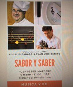 Sabor y Saber (Hogar del pensionista -Fuente del Maestre-)