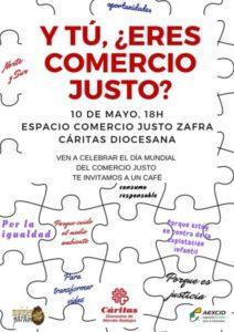 Día Mundial del Comercio Justo (Espacio Comercio Justo -Zafra-)