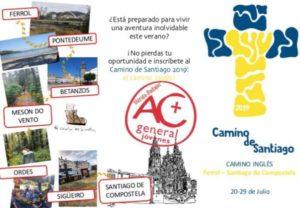 Camino de Santiago ACG