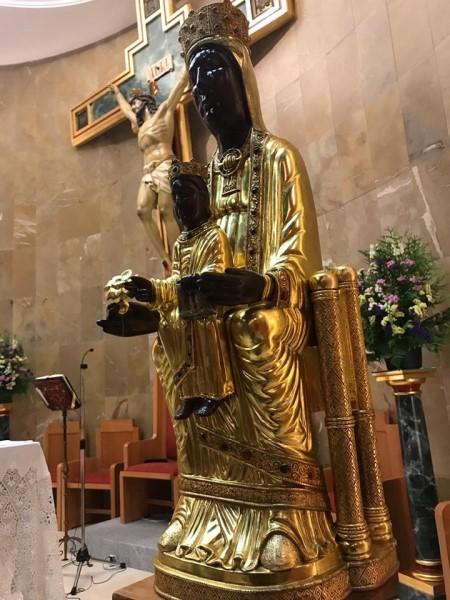 Resultado de imagen de Virgen de Torreciudad