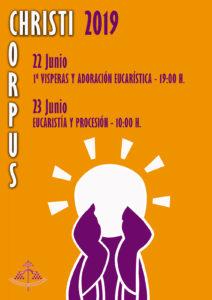 1ª Vísperas y adoración Eucarística Corpus Christi (Catedral de Badajoz)