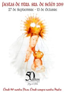 50 aniversario de la coronación canónica de la Virgen de Belén (Cabeza del Buey)