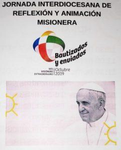 Jornada interdiocesana de reflexión y animación misionera (Seminario -Cáceres-)
