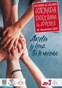 Jornada diocesana de la Juventud (Valverde de Leganés)