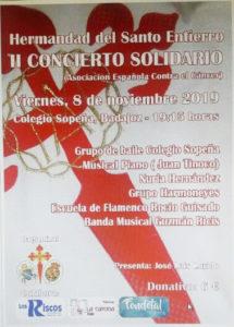 II concierto solidario (Colegio Sopeña -Badajoz-)