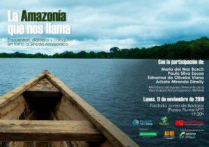 Encuentros, diálogos y coloquios en torno al Sínodo Amazónico (Factoría Joven -Badajoz-)