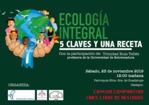 Taller sobre ecología integral (Parroquia Ntra. Sra. de Guadalupe -Badajoz-)
