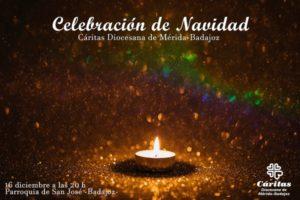 Celebración Navidad de Cáritas (Parroquia San José -Badajoz-)
