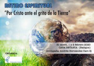 Retiro espiritual Profesionales Cristianos (Casa Betania -Badajoz-)