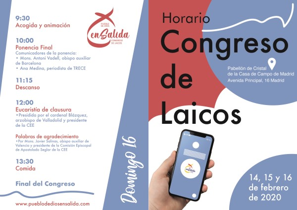 Congreso de laicos (Madrid)