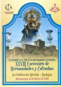 XXVIII Encuentro de Hermandades y Cofradías (Alburquerque)