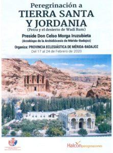 Peregrinación a Tierra Santa y Jordania