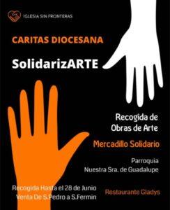 SolidarizARTE (Parroquia Ntra. Sra. de Guadalupe-Restaurante Gladys -Badajoz-)